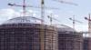 Bau Gebäude und Maschinenlagerung