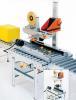 HD-100 Halbautomatische Boden-Deckelverschließmaschine