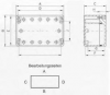 ISH-Polycarbonat-Gehäuse