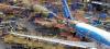 Titan Flugzeugbau die Werkzeug-Herau